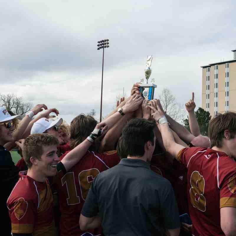 2018-03-24 DU Rugby vs Regis - Cowboy Cup