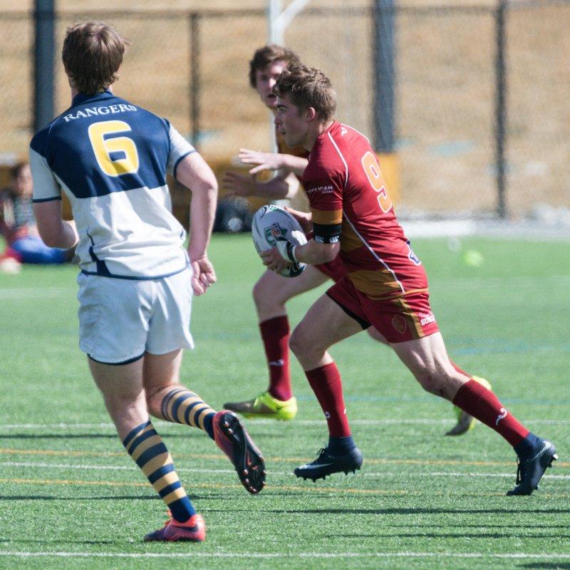 DU Mens Rugby Vs Regis University