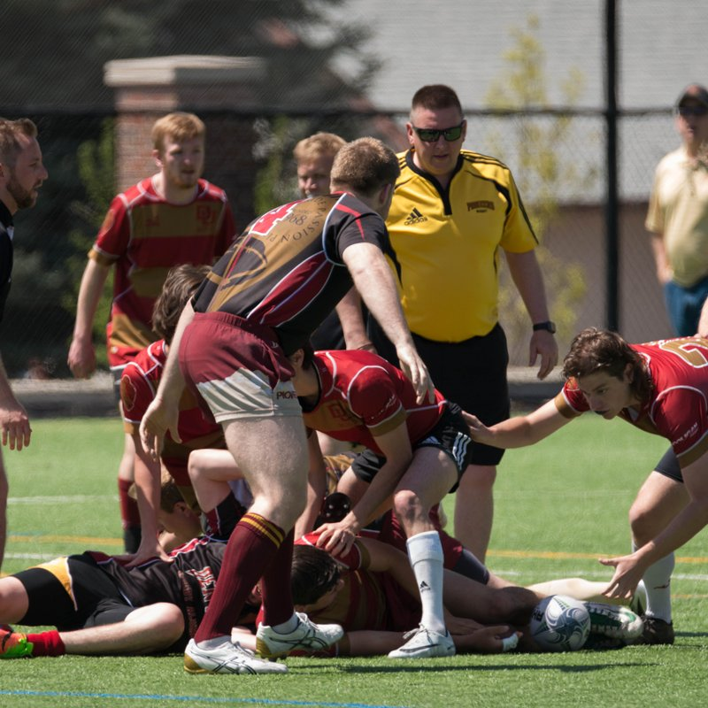 Undergraduates secure first win in five years, 49-48