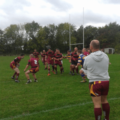 Amber Valley RUFC 1st Team Vs Cleethorpes RUFC Away Game