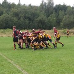 Amber Valley RUFC Vs Mosborough RUFC