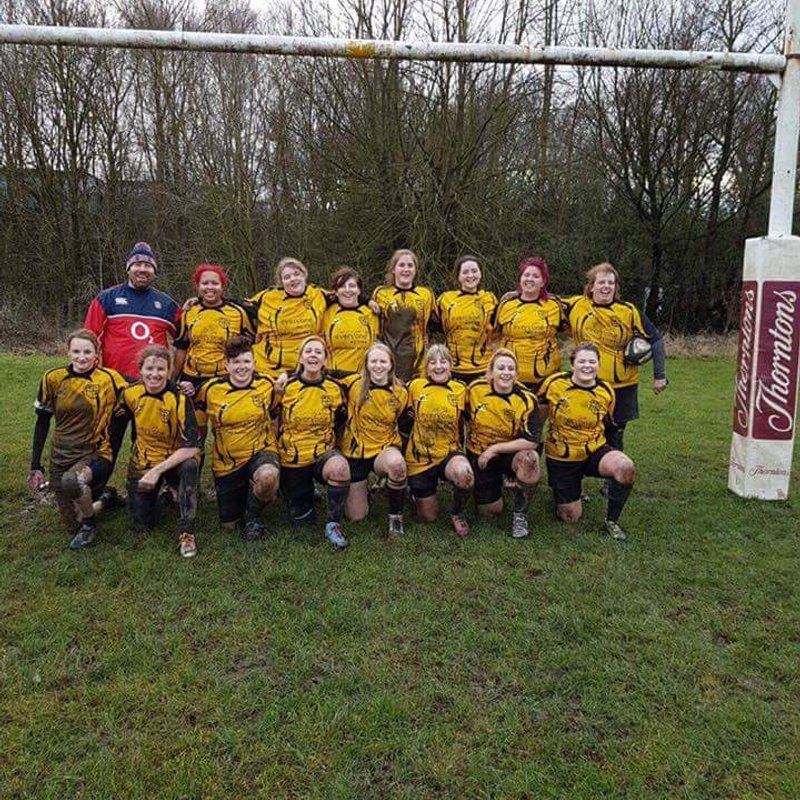 Amber Valley Ladies 12 Rugby Lionesses 5