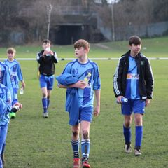 CC - Last 16 - KWJFC 5 v Wetherby Athletic 0
