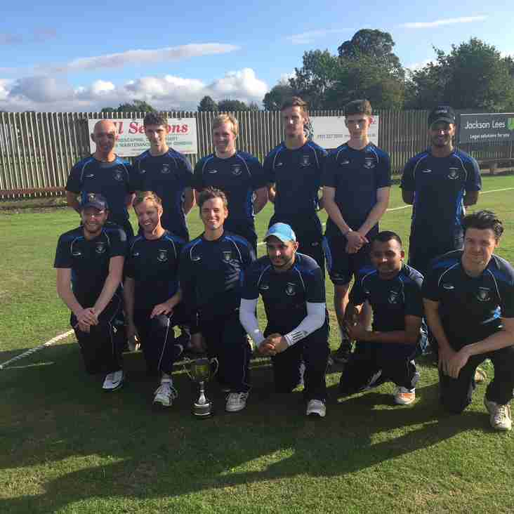Didsbury 3s win cup