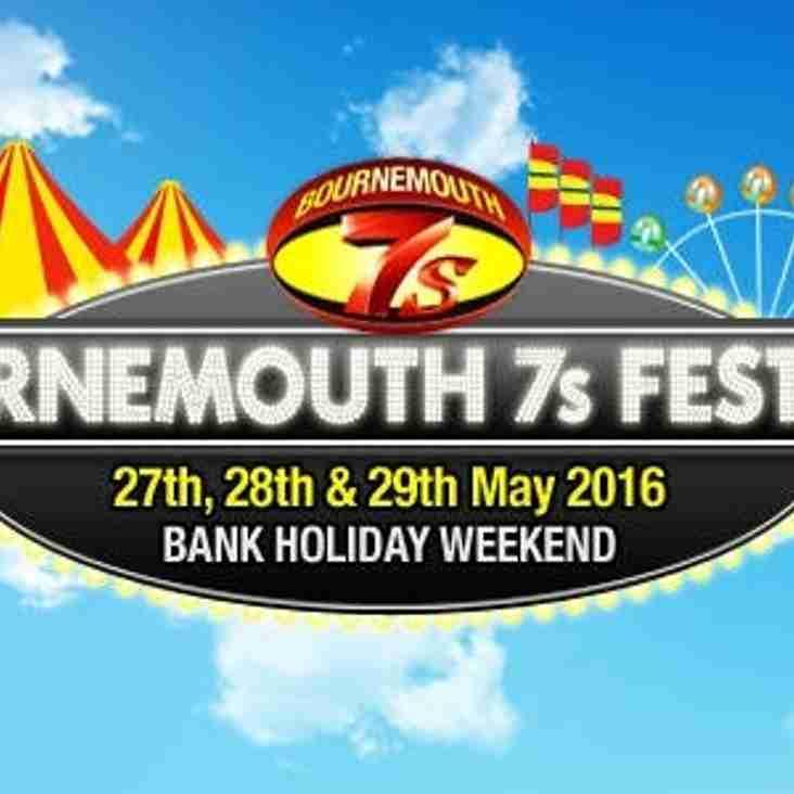 Bournemouth Sevens Report