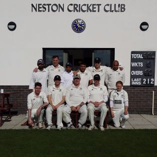Didsbury 5s win by 8 wickets