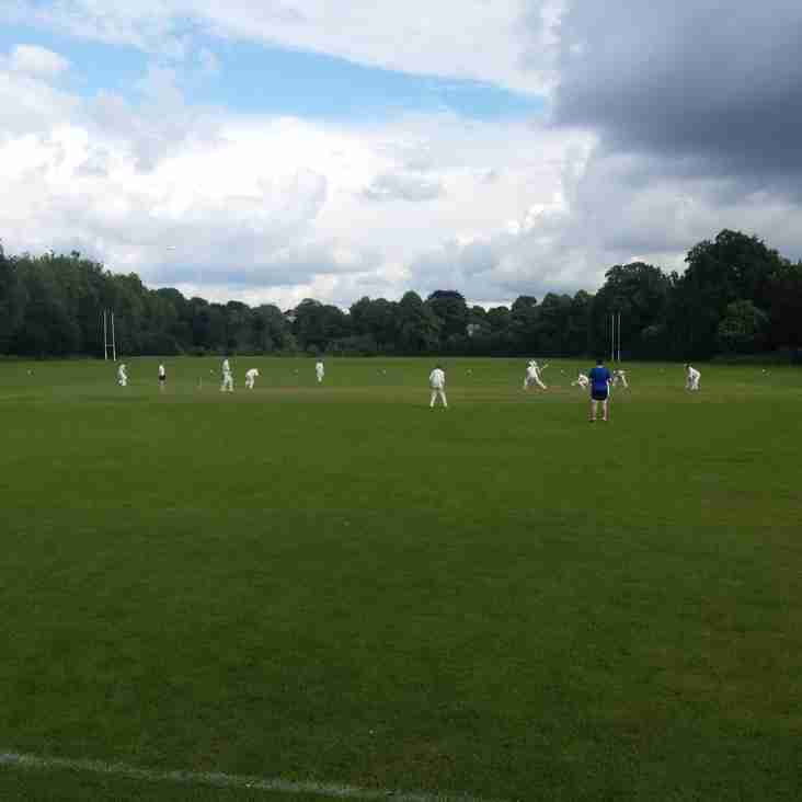 5s Match report vs Romiley 2s in 2nd XI T20 Cup
