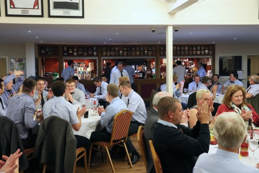 VP Lunch with Berry's Land and Estate Agents