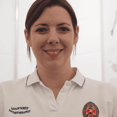 Clare Wright Physiotherapist