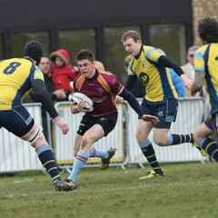 1st XV v Trowbridge - 9th April 2016