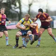 Match Report - Towcestrians RFC v Trowbridge RFC