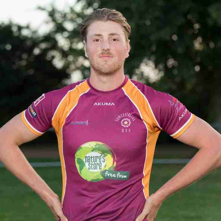 Kieran Frost excited for the challenge with Yorkshire Carnegie