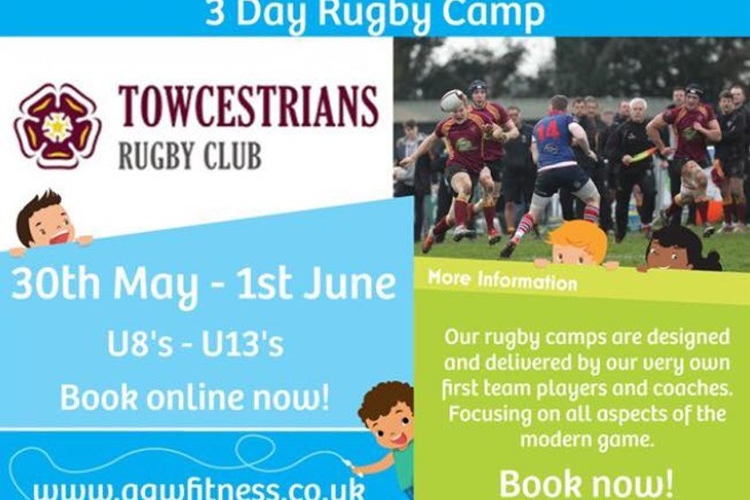 3 Day rugby Camp