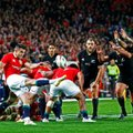 LIONS BEATEN BY NEW ZEALAND IN FIRST TEST