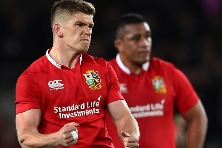 LIONS SHARE SERIES AFTER DRAW WITH NEW ZEALAND