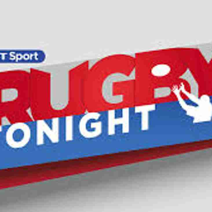 Rugby Tonight: Top ref Wayne Barnes explains Law changes
