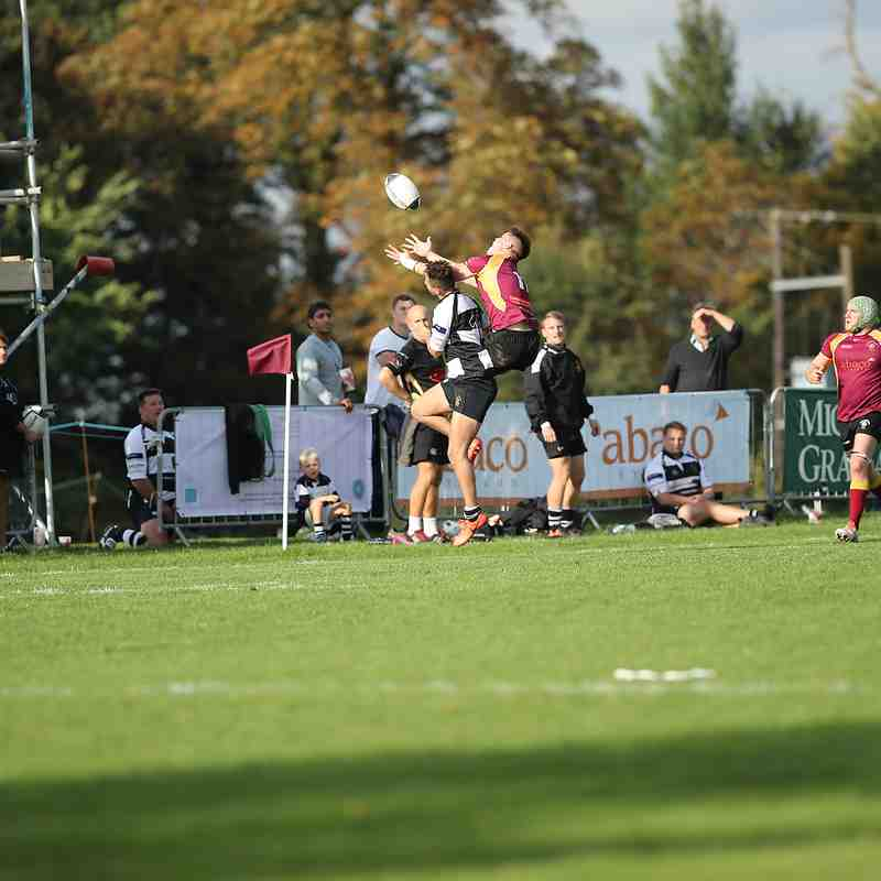Tows 1st XV vs Sutton and Epsom 23/9/17 By James Rudd