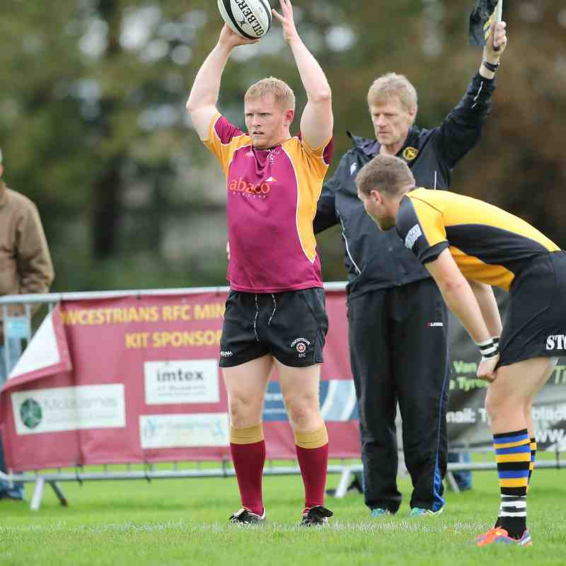Tows 1st XV vs Hertford 7/10/17 by James Rudd