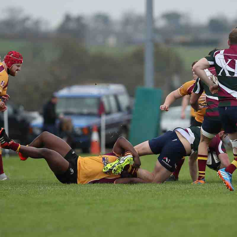 Tows vs Westcliff 11/11/17 by James Rudd