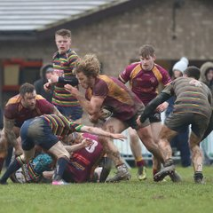 Tows vs Old Scouts Feb 18 by James Rudd