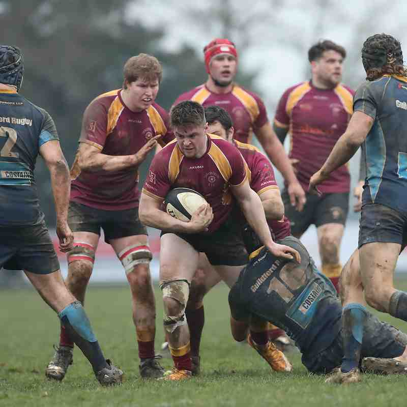 Tows vs Guildford 24/03/18 by James Rudd