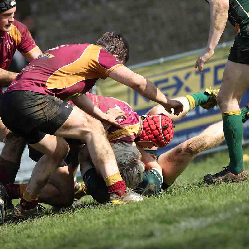 Tows vs Barnes 14/04/18 By James Rudd
