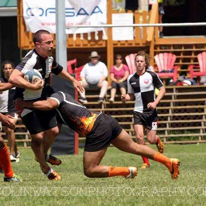 Rugby is ME