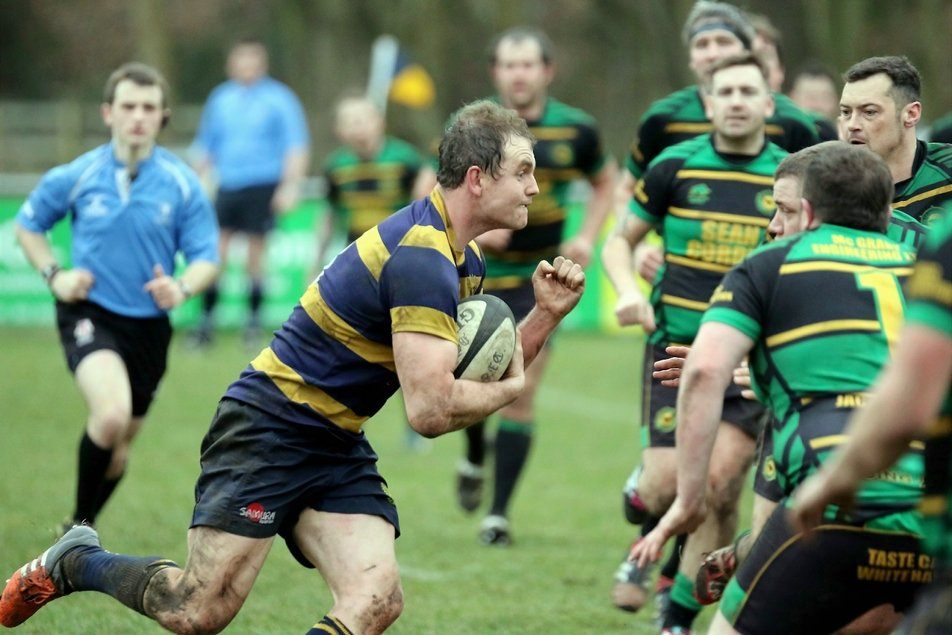 Durham City Rugby Football Club 22 Vs 37 St Benedicts Rufc 12