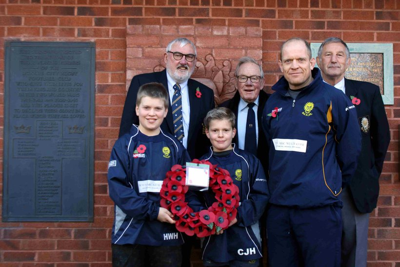 Lest We Forget News Durham City Rugby Football Club
