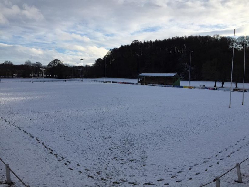 Snow Stops Play News Durham City Rugby Football Club