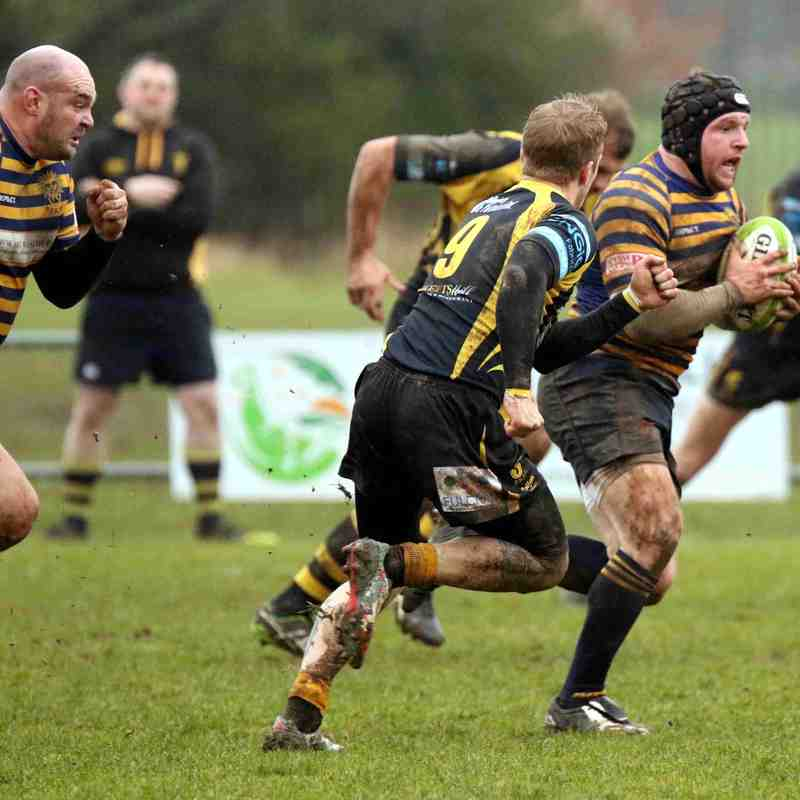 1st XV v Guisborough - 3 February 2018