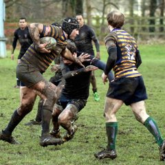 2nd XV v Barnard Castle 2 - 10 February 2018