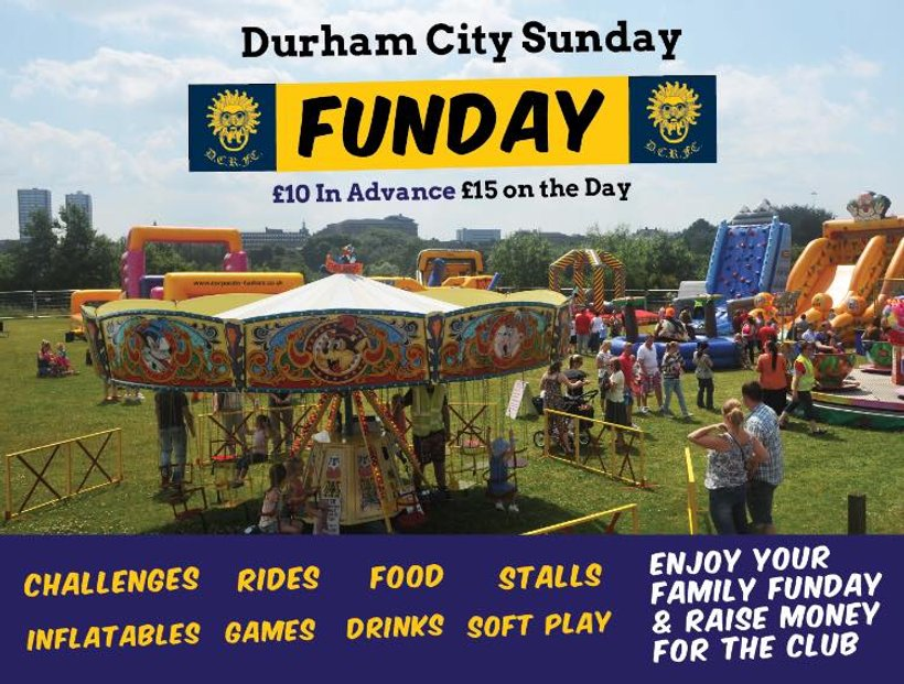 Family Sunday Funday News Durham City Rugby Football Club