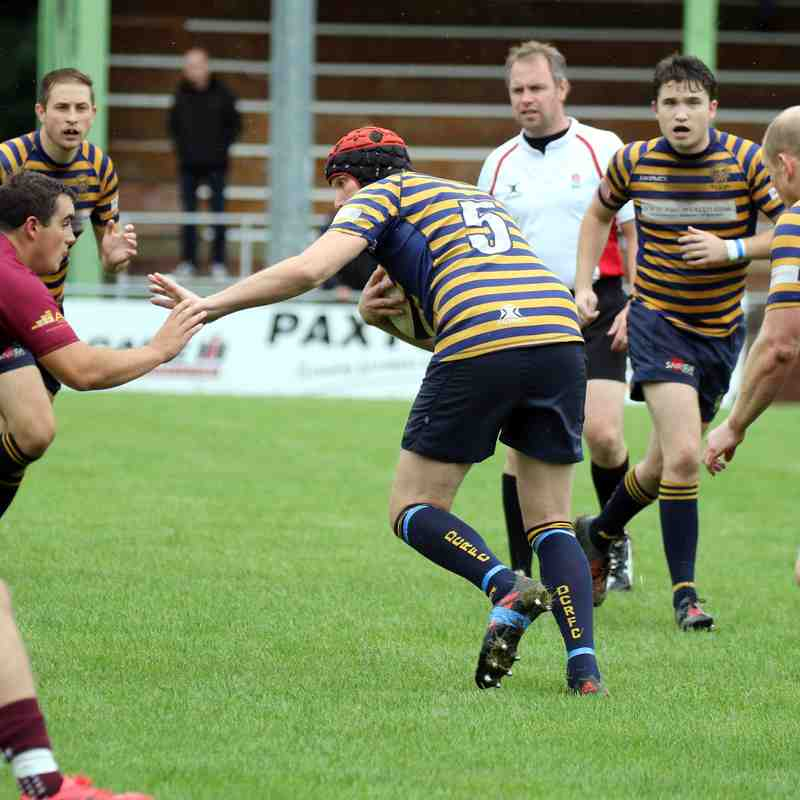1st XV v Whitby - 8 September 2018