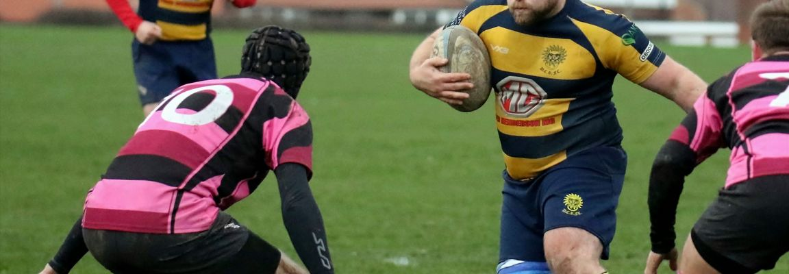 1st Xv Durham City Rugby Football Club