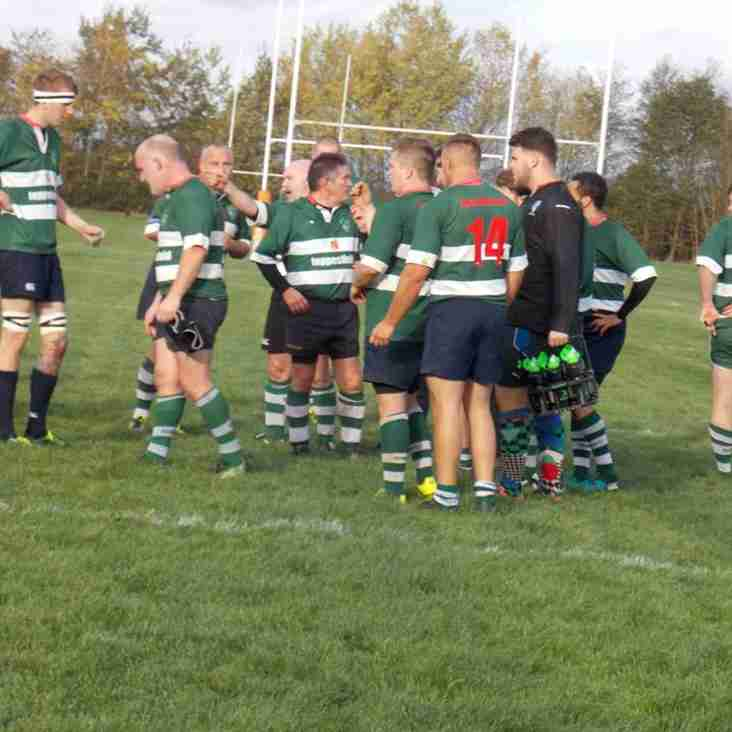 Saxons return to 'friendly' action against Gensians V