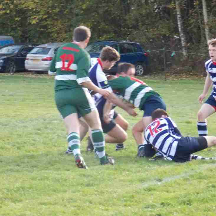 Saxons have their 4th game of the season at Home this weekend
