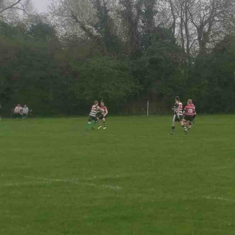 Grove II 27 v 22 Vikings 21/04/18