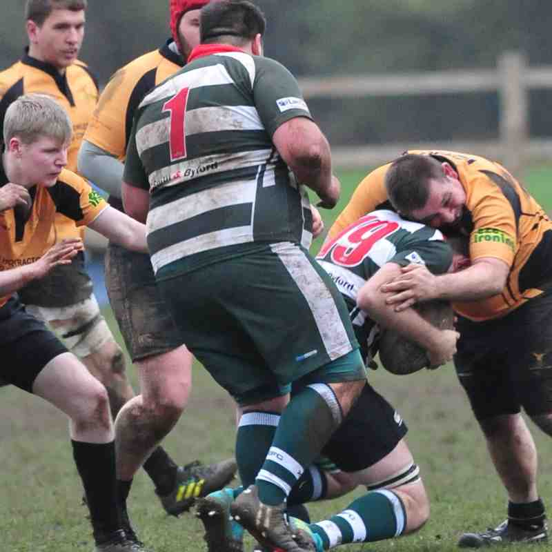 Saxons 0 vs 29 Crowthorne 241118