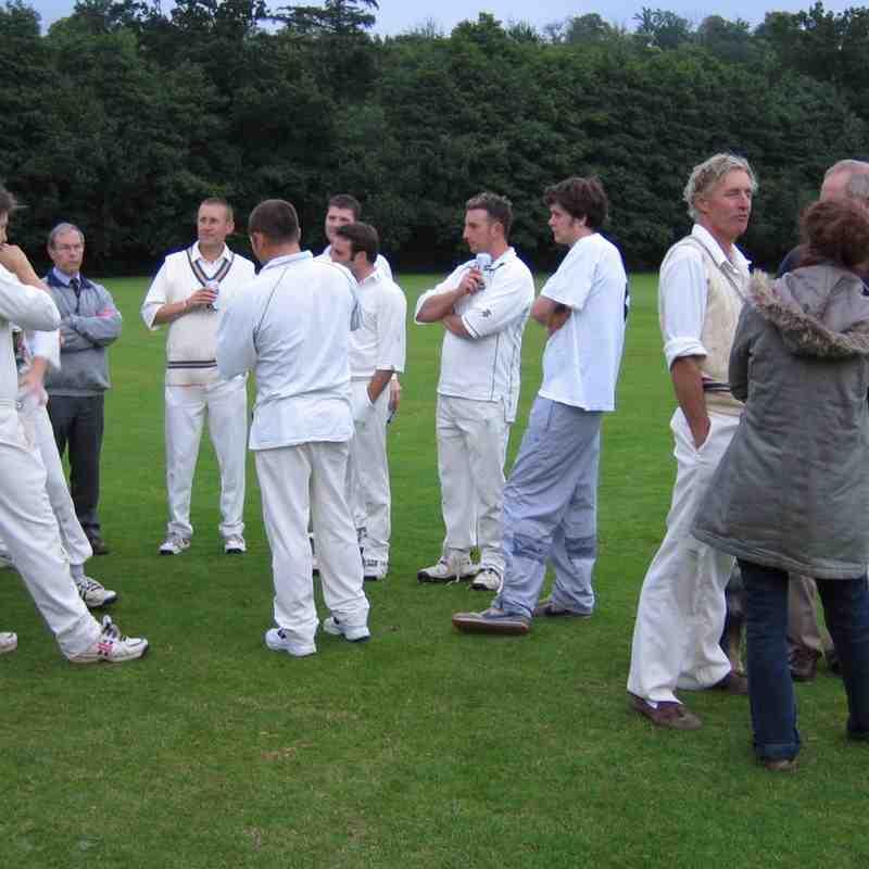 Buckhurst Cup, 2005