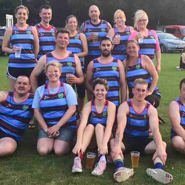 Kingswood 'Blue' & 'Brown' Both Reach Finals of Bath Touch League