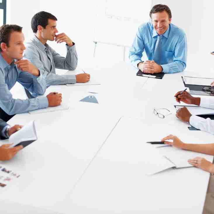 Ever Wondered What Happens At Kingswood RFC Board Meetings?
