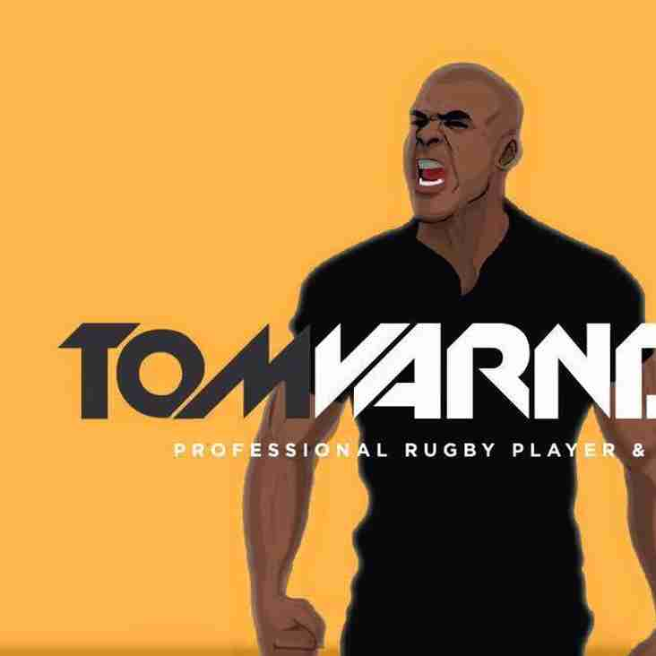 Tom Varndell To Guest Coach Wednesday Training Session!