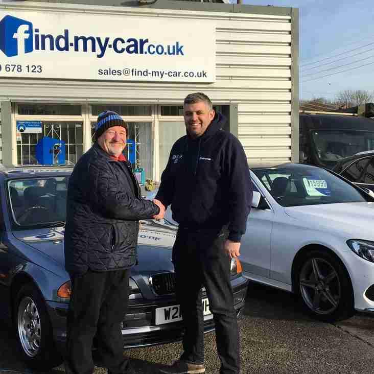 Caroline Clayton Wins BMW Thanks To Find-My-Car