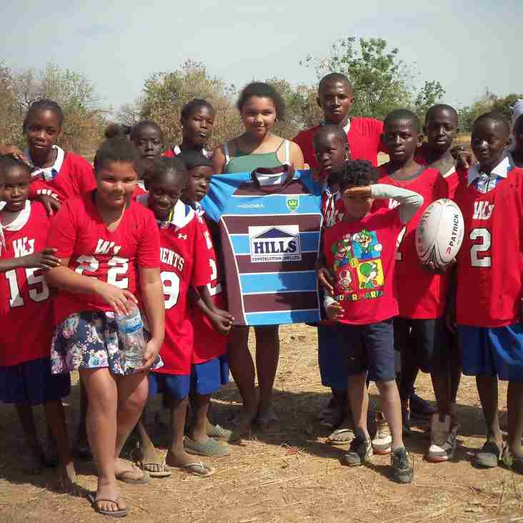 Knights Kaira Helps Shape Future of Sport In The Gambia
