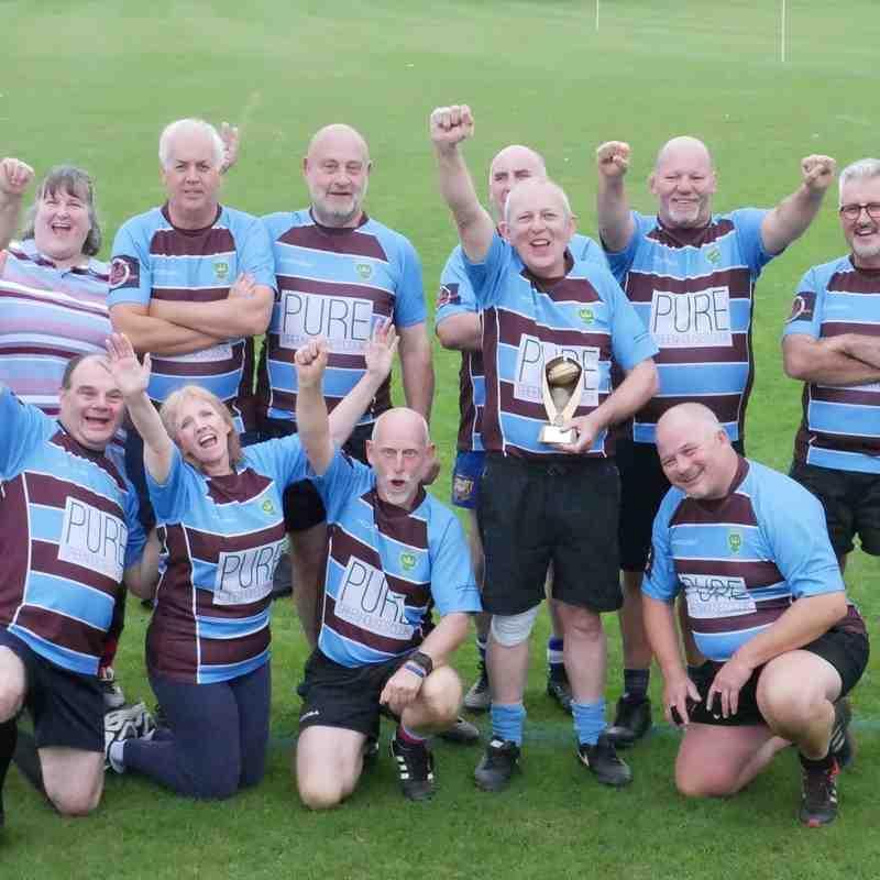 Keynsham Walking Rugby Tournament