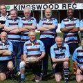 Newent RFC vs. Kingswood RFC