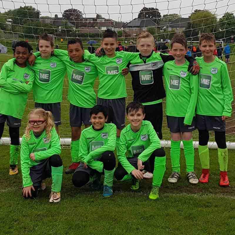 Cup Final Winners