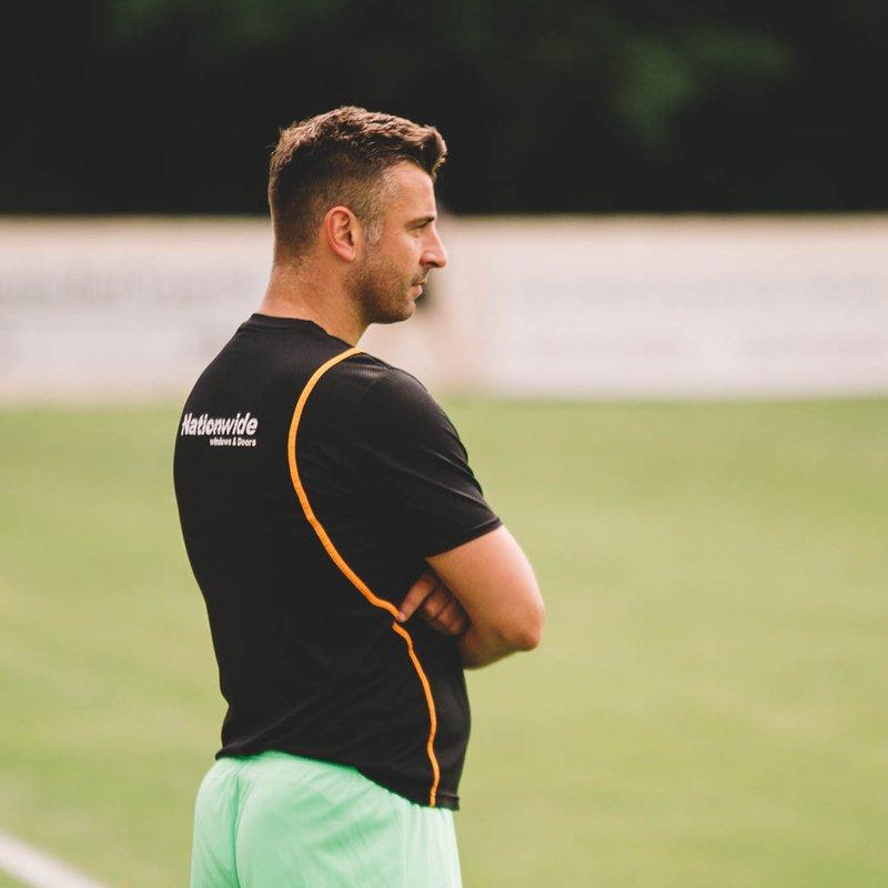 Barwell FC v Nuneaton Town 8th July 2017