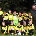 Under 12 Hammers lose to Spondon Dynamos 3 - 4